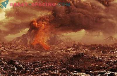 Volcanoes on Venus may be alive