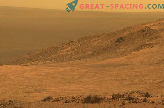 Opportunity Mars Rover was finalized in order to continue the conquest of the Red Planet