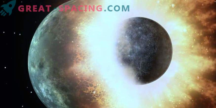 Whose earth stole the water? Showdown in the early solar system