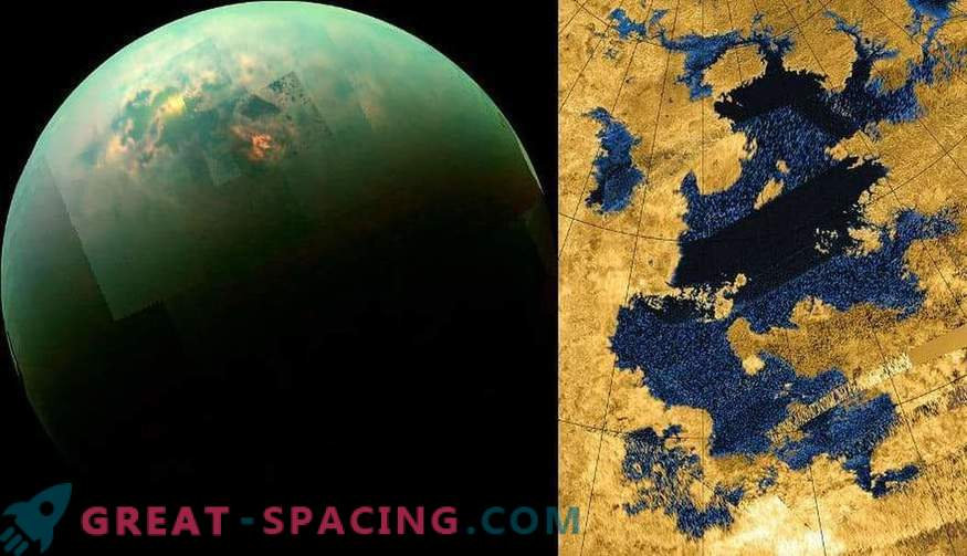 First landing on Titan: what the Huygens probe saw