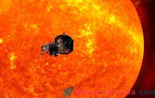 NASA probe will go to the solar atmosphere