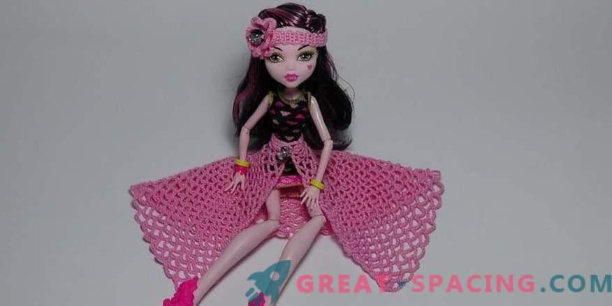 Knitted items - originality of modern fashion
