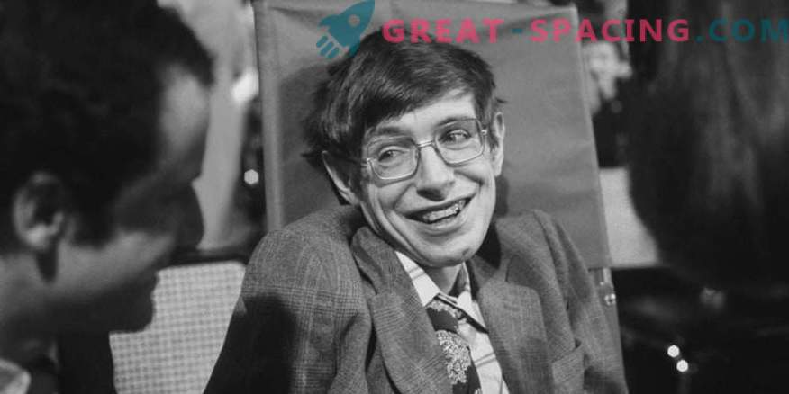 How did Stephen Hawking change physics?