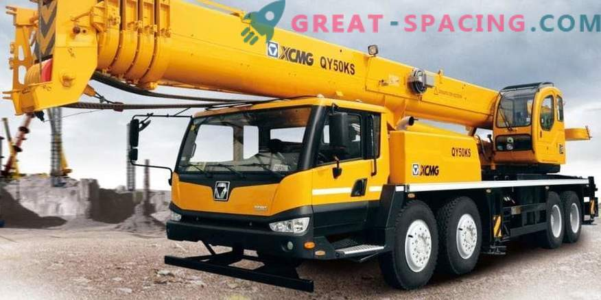 Quick and affordable truck crane rental