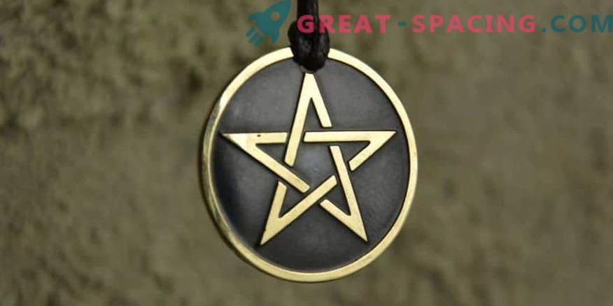 Guarantee powerful protection with a pentacle amulet