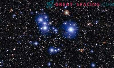 Splash of newborn stars in young clusters