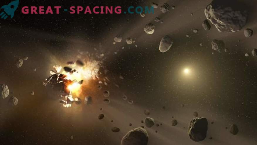 How dangerous is it to fly through the asteroid belt