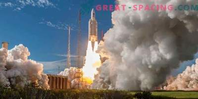 Un centésimo lanzamiento para el misil europeo Ariane-5