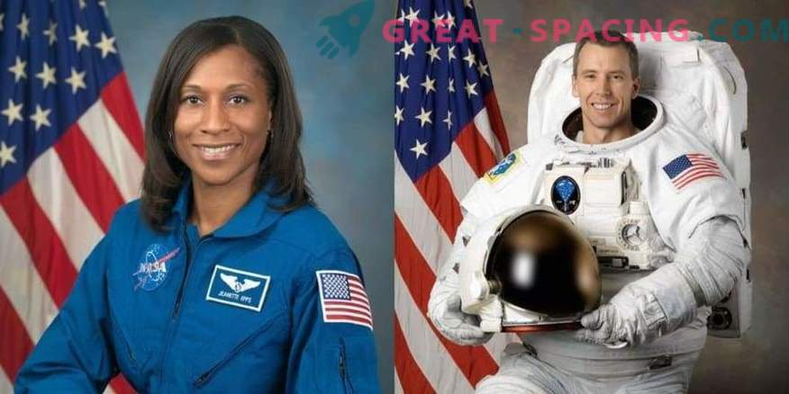 Astronauts selected for space mission 2018