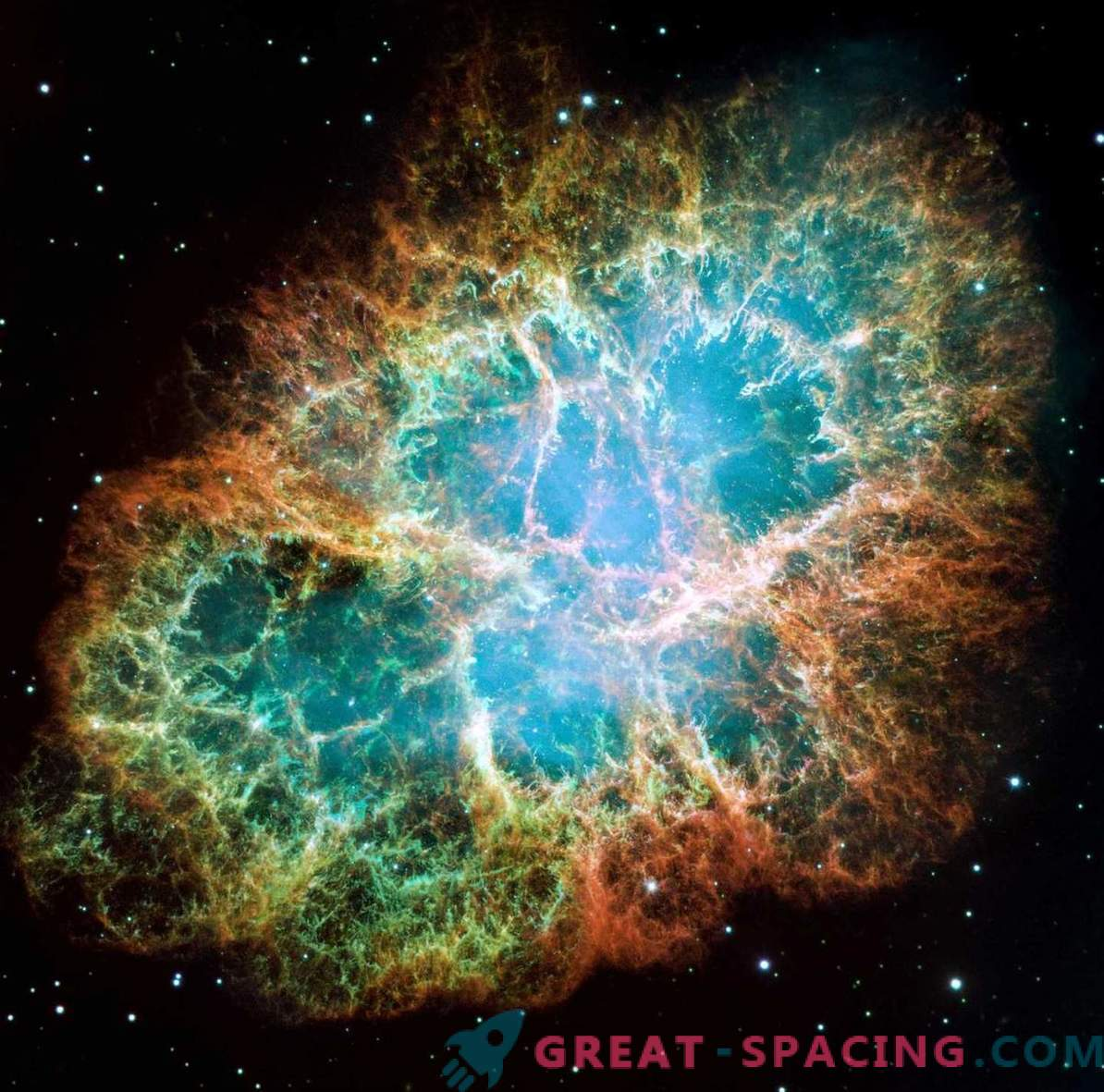 Astronomers first recorded a supernova explosion in detail.