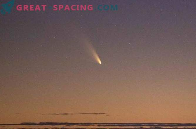 The nearest comet in the last 246 years will fly by March 22, 2016