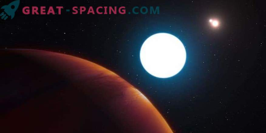 Two massive planets