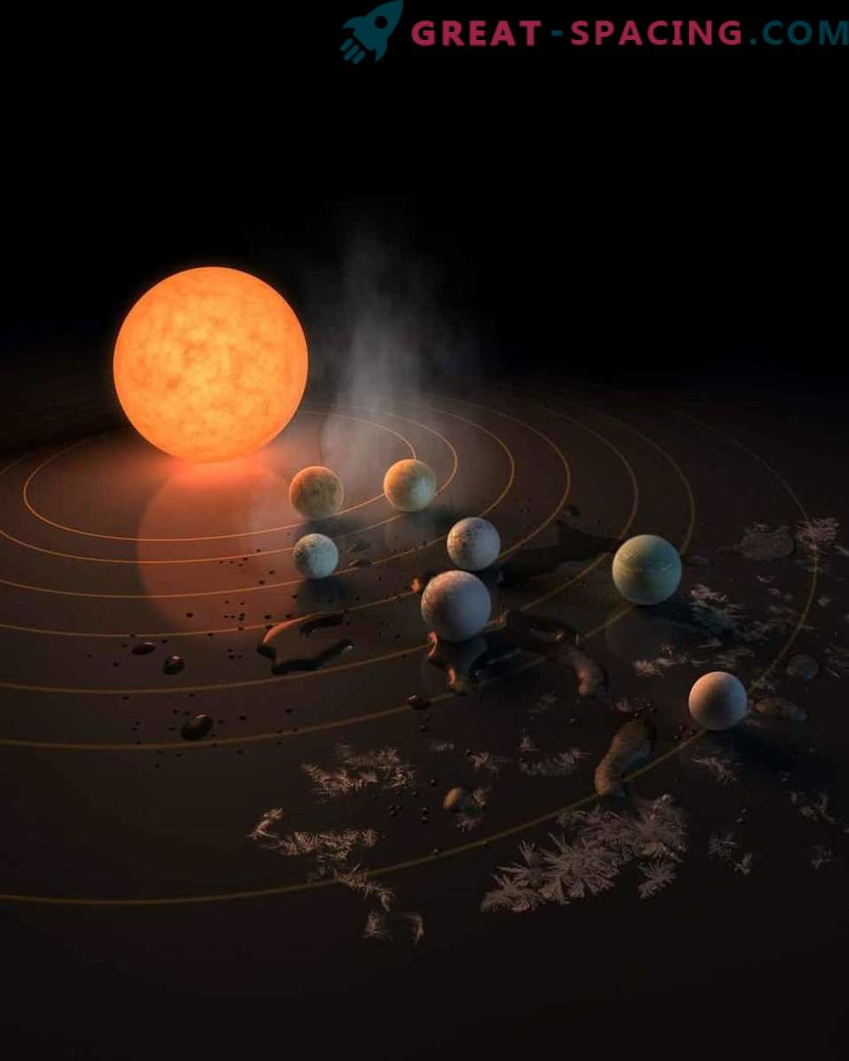 Does the nearby star have habitable planets?