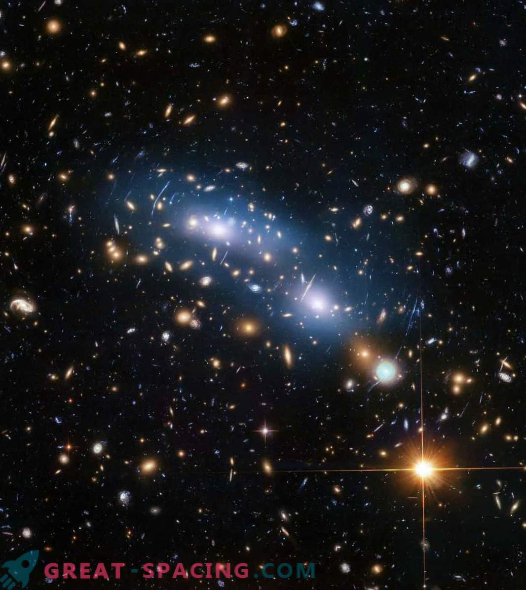 Dark matter can be mapped by a new method