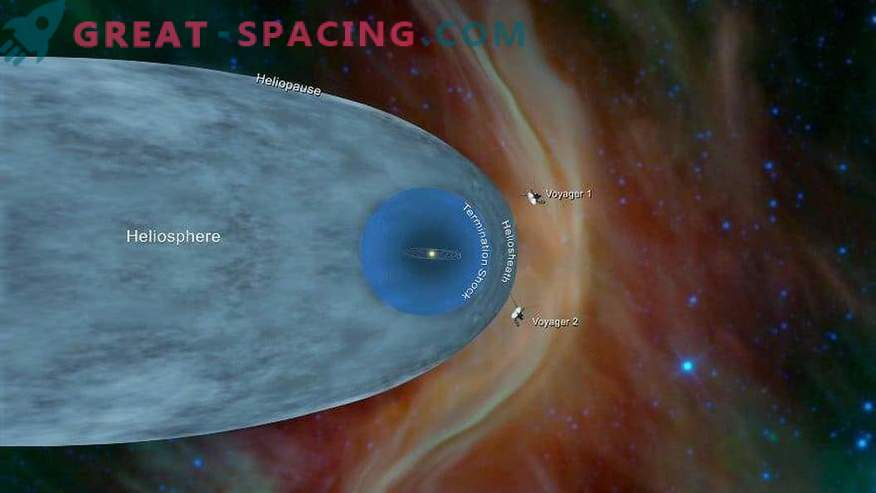 All is serious! NASA Voyager 2 spacecraft has reached interstellar space