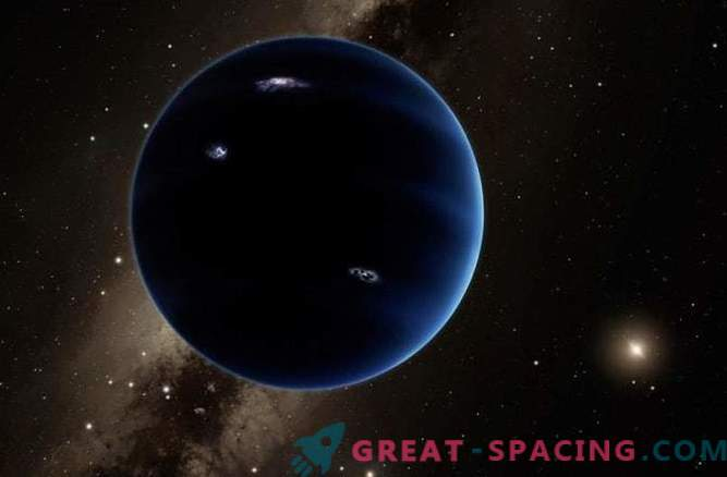 Is Planet 9 abducted by exoplanet?