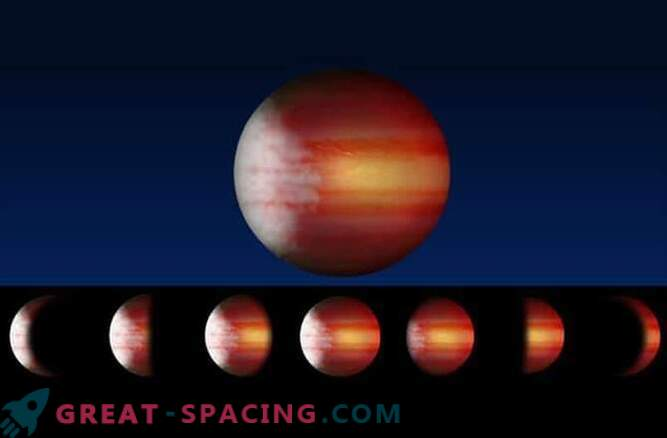Exoplanetary Prediction: Morning Cloudy. Possible terrible heat
