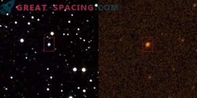 Alien structure overlaps the star?