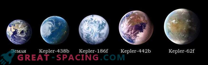 The exoplanet Kepler-438 b resembles the Earth with a probability of 90%