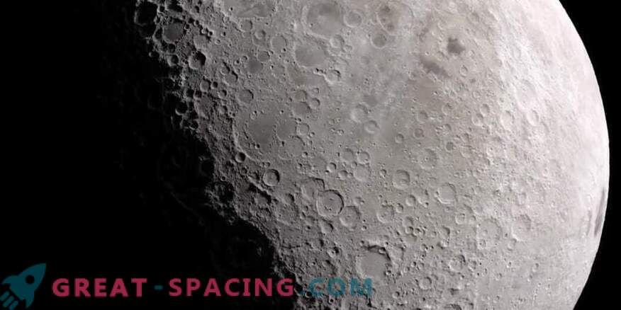 """""""Tour of the Moon"""" in the new resolution"""