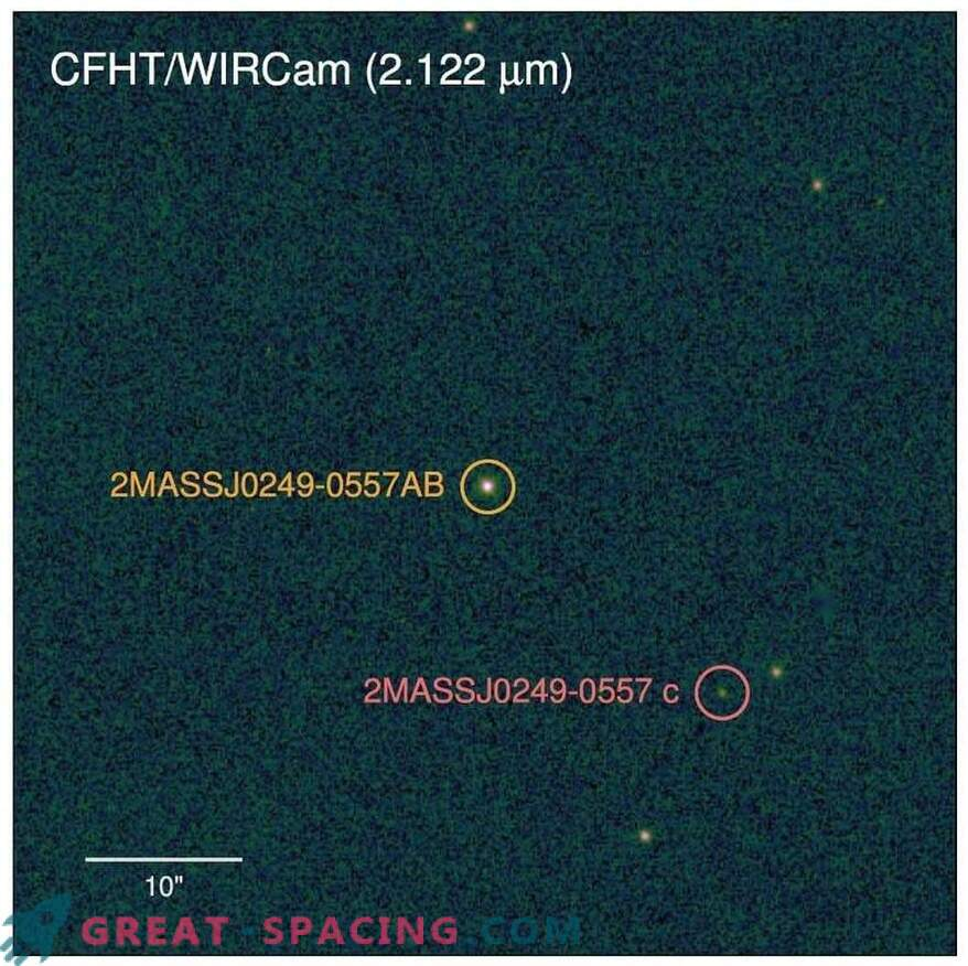 Found twin known exoplanets