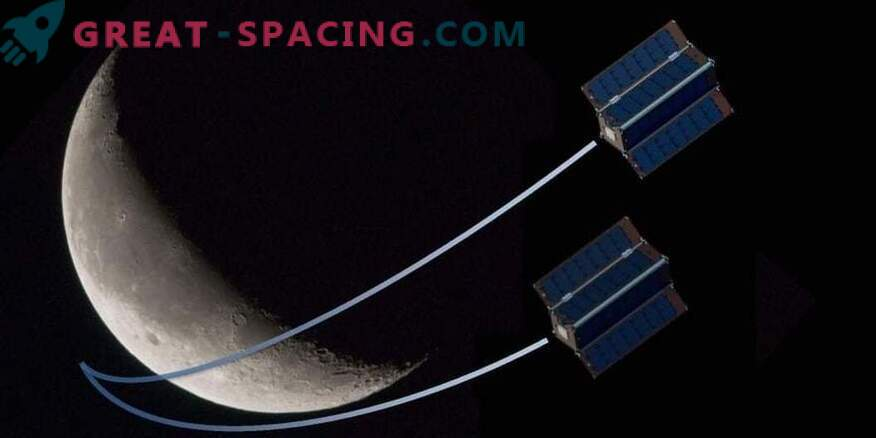 NASA is researching water on the moon
