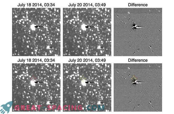 New Horizons Mission Photographed Pluto Hydra Satellite