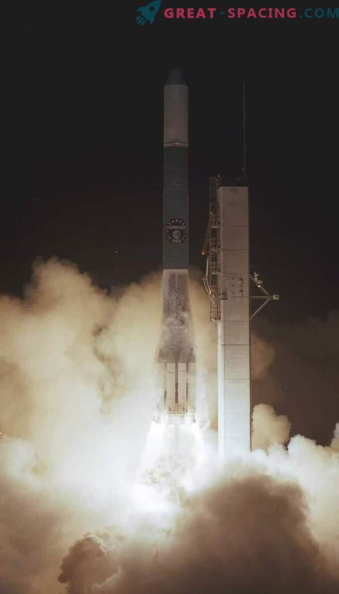 Meteorological satellites celebrate 40 years of work