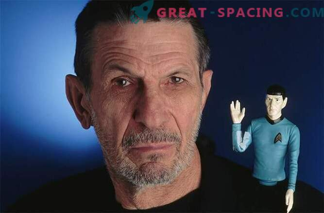 Leonard Nimoy died at the age of 83 at his home in Los Angeles.