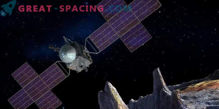 NASA plans to get to metal Psyche