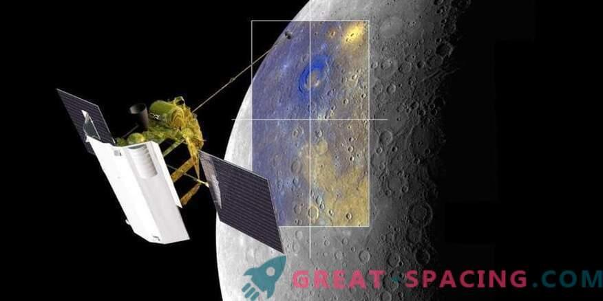 """A strange landscape shows that Mercury is not a """"dead"""" planet"""