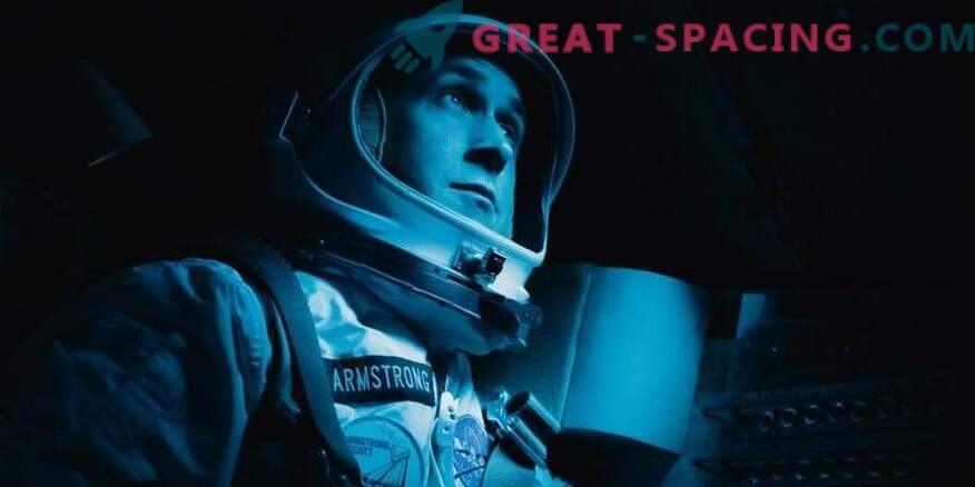 Neil Armstrong's lunar flight was immortalized in the movie
