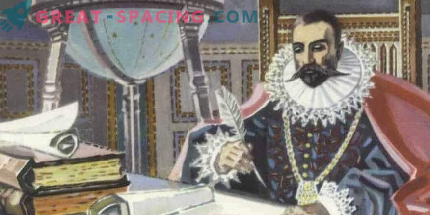 5 strange facts about Tycho Brahe - an astronomer without a nose